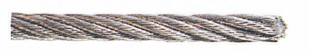 Câble en acier inoxydable A4