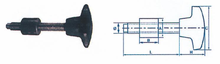 Ensembles de serrage à tête croisillon