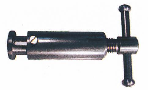 Pompe de serrage (à souder)