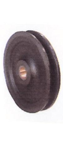 Réas en acier, bagues bronze pour câble métallique