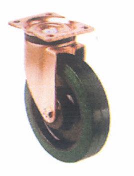Roulettes étanches manutention de fortes charges