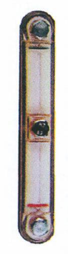 Temoin de niveau d'huile (verticale)